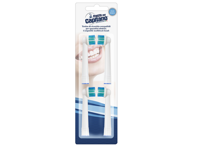 Spare toothbrush heads INN-90801